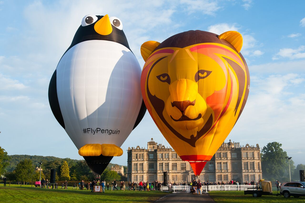 the uk u0026 39 s largest balloon event - exclusive cup